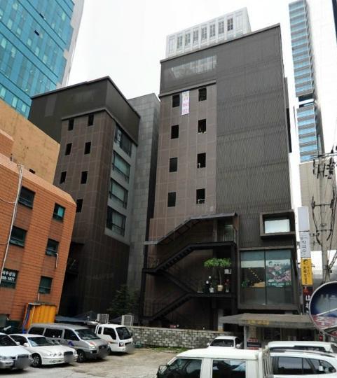 역삼역 도보3분 인테리어 사무실 임대 4층