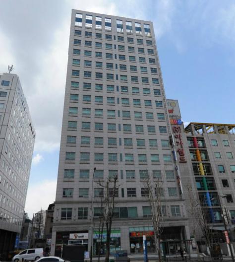 대로변 13층 전용 72평 양재역 도보 5분