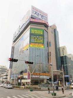 [오목교역 사거리 대형사무실임대]