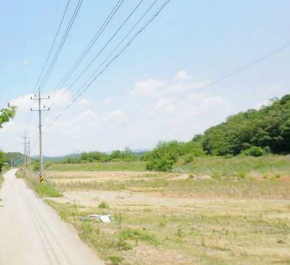 계획관리 지역 시세대비 낮은 가격의 토지